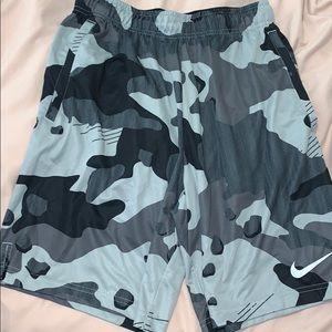Nike Men's Camo Shorts